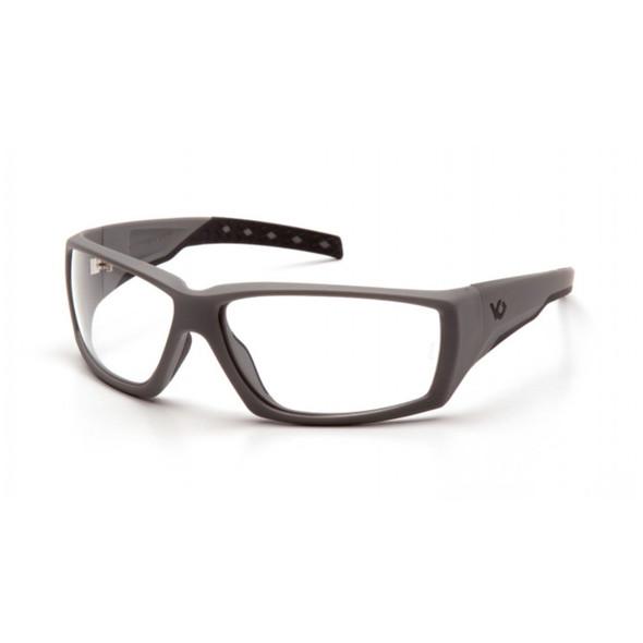 Venture Gear Overwatch Urban Gray Frame Clear Anti-Fog Lens