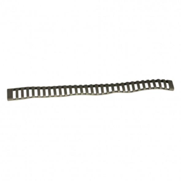 Vism 30 Slot Ladder Rail Cover Tan