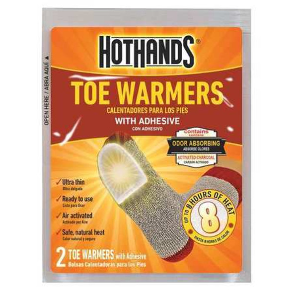 Hot Hands Toe Warmers 40 Count Box