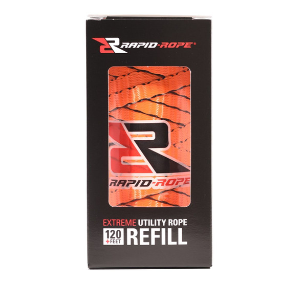 Rapid Rope Refill Cartridge Orange 120