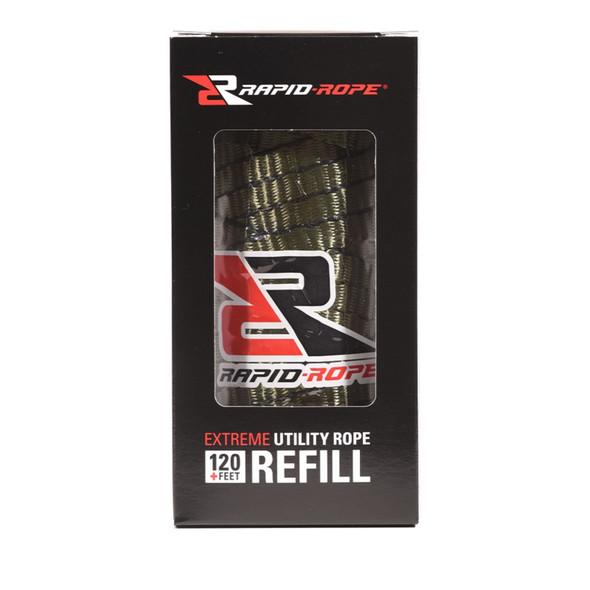 Rapid Rope Refill Cartridge OD Green 120