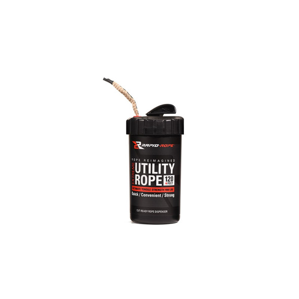 Rapid Rope Cansiter Tan 120 Extreme Utility Rope