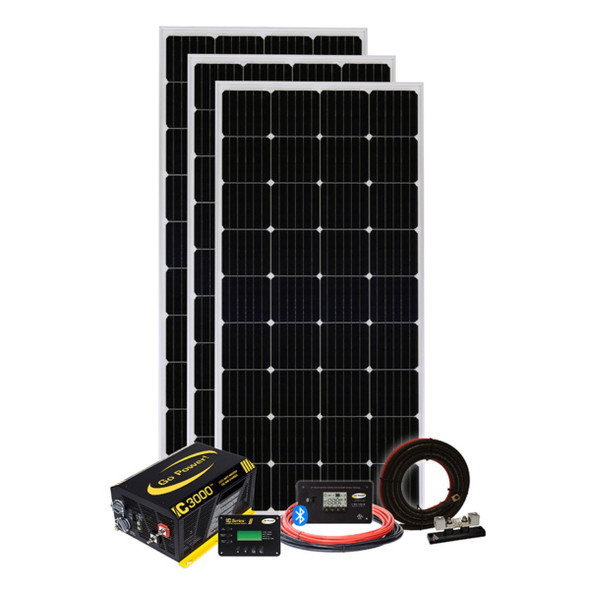 Solar Extreme Charging System (570 watts)
