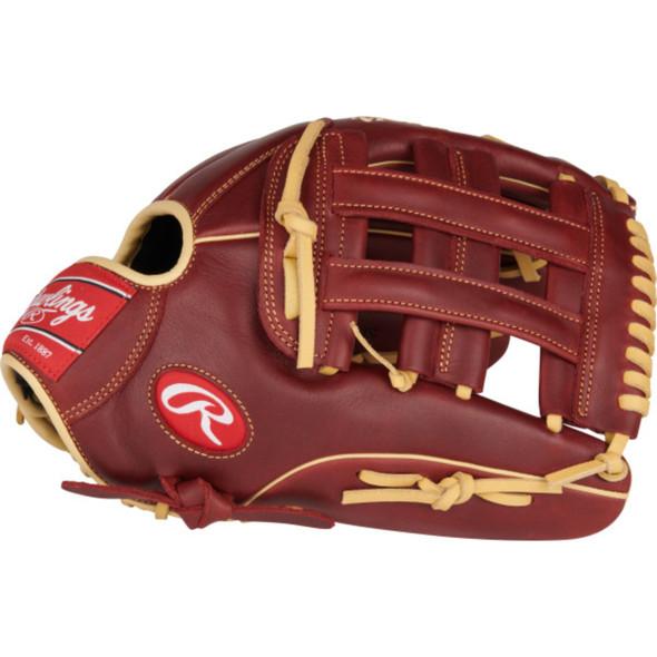 Rawlings Sandlot Series 12.75 Pro H Baseball Glove LH Throw