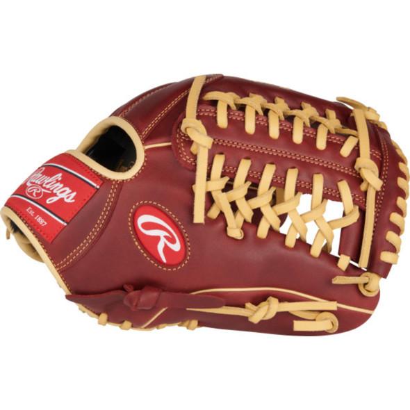 Rawlings Sandlot Series 11.75 Trap-Eze BBall Glove LH Throw