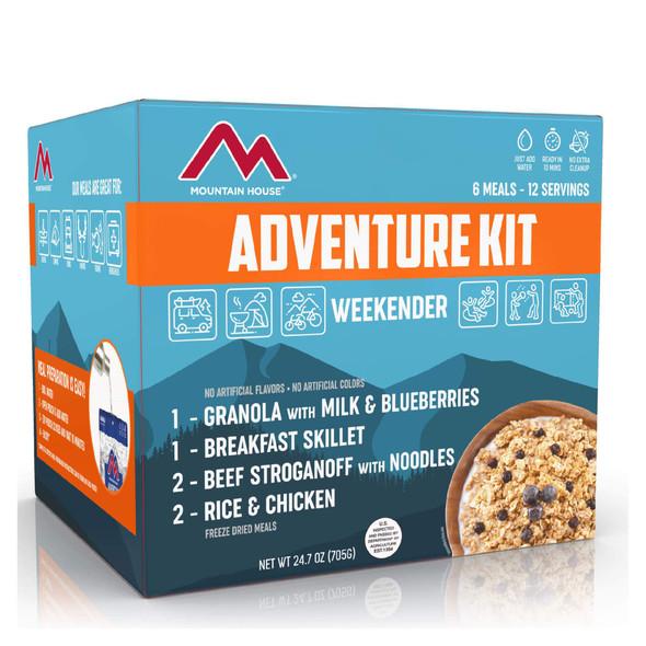 Weekender Adventure Kit