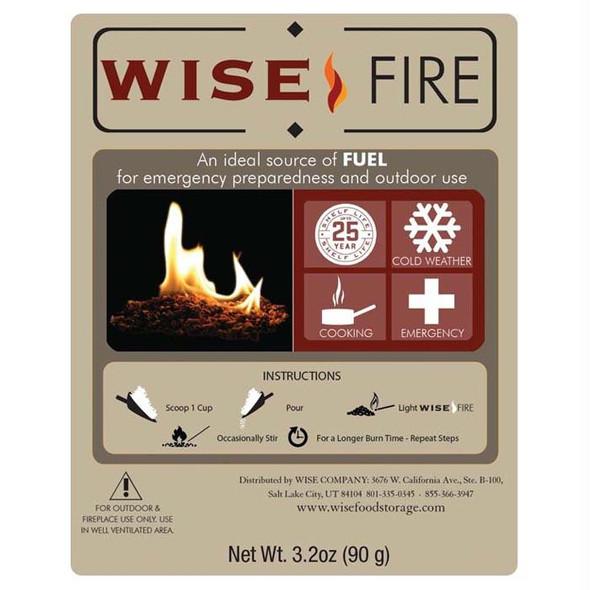WISE FIRE SINGLE POUCH