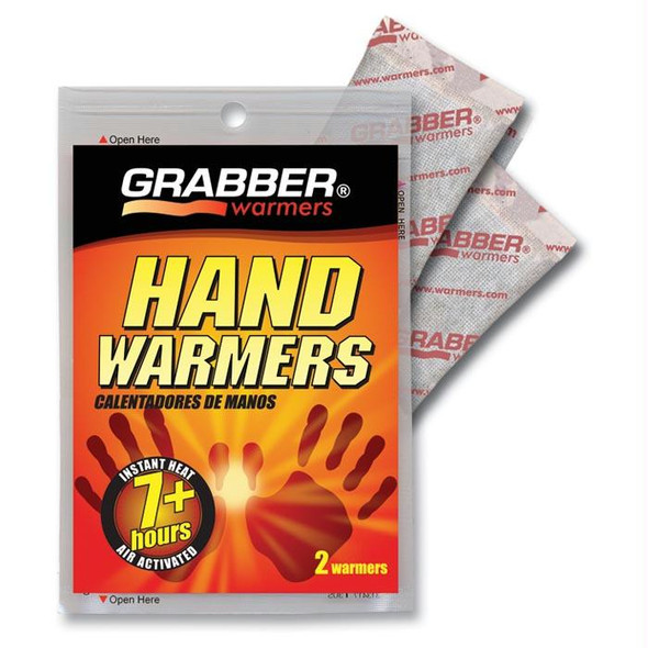 GRABBER MINI HAND WARMER 2 PK