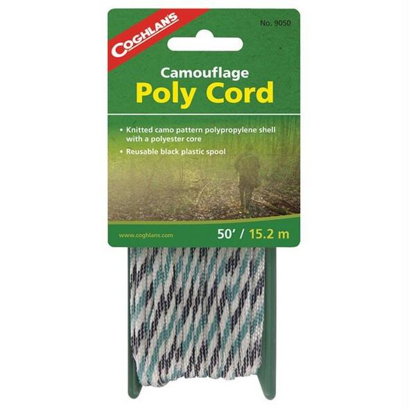 POLY CORD CAMO 50'