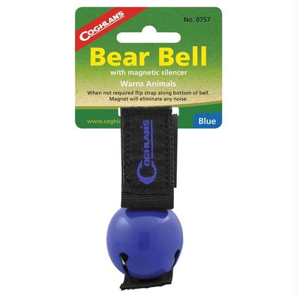 MAGNETIC BEAR BELL BLUE