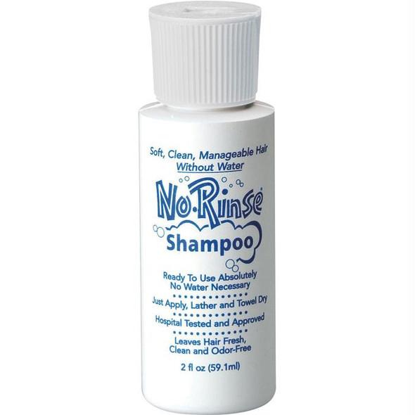 NO-RINSE SHAMPOO 2 OZ