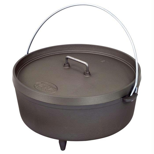 """12"""" HARD ANODIZED DUTCH OVEN"""
