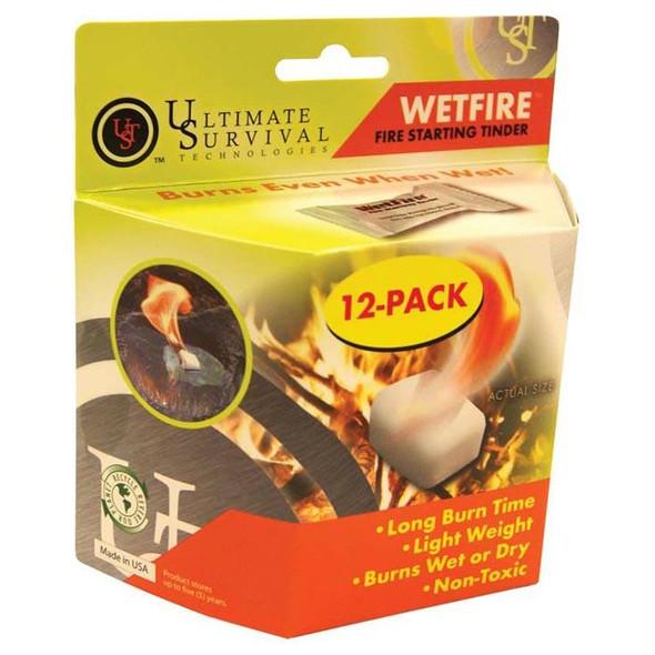 WETFIRE TINDER 12-PACK