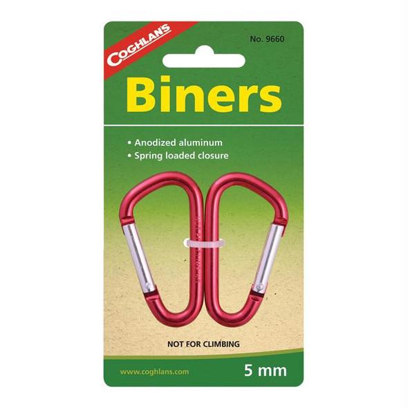 MINI BINERS 5 MM 2 PK