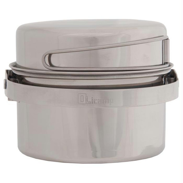 AK COOKSET STAINLESS 1 QT