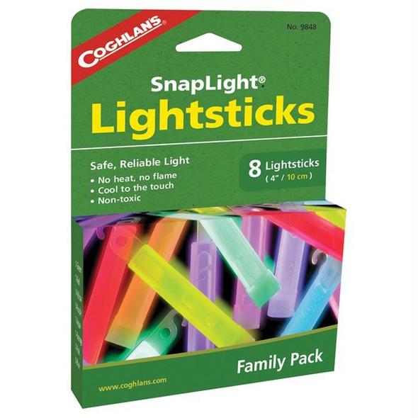 FAMILY PACK LIGHTSTICKS (8 PK)