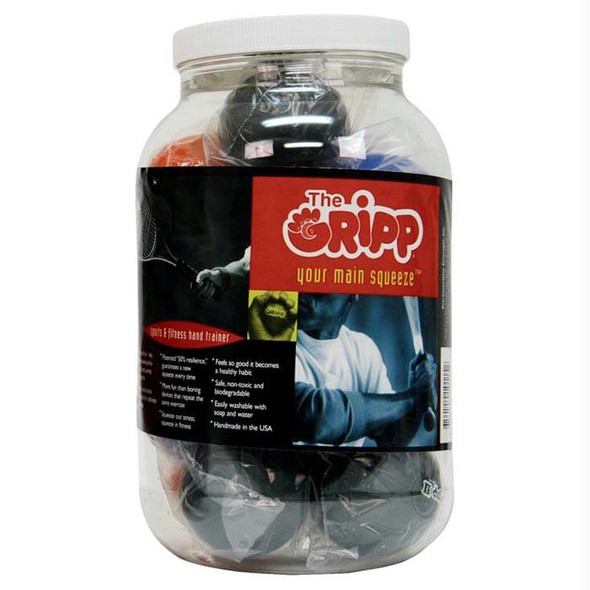 GRIPP BALLS - 15 UNIT JAR