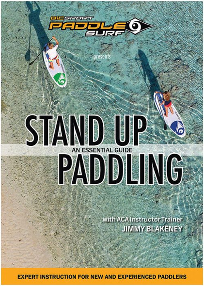 STAND-UP PADDLING DVD