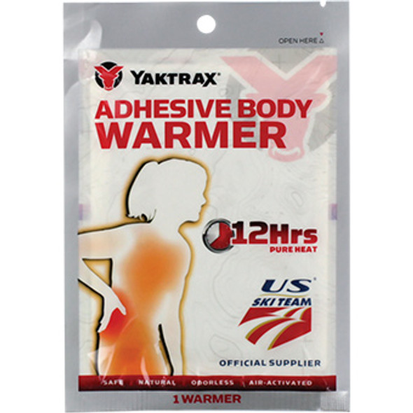 ADHESIVE BODY WARMER