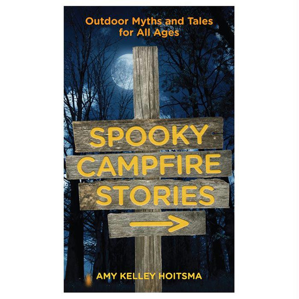 SPOOKY CAMPFIRE STORIES 2ND