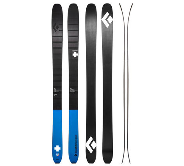 Boundary Partol 107 Ski