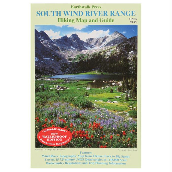 SOUTH WIND RIVER RANGE MAP GD