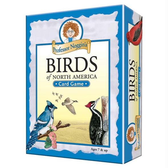 PROF NOGGIN-BIRDS OF N.AMERICA