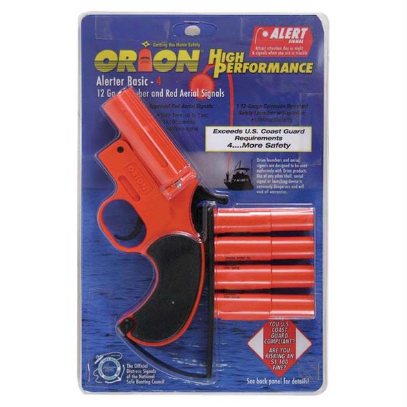 12 GAUGE HP RED FLARE ALERTER