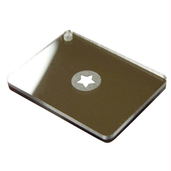 """STARFLASH MICRO MIRROR 1.5""""x2"""""""