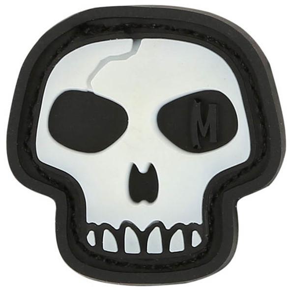 Maxpedition Moral Patch Mini Skull 0.875 x 0.875 in