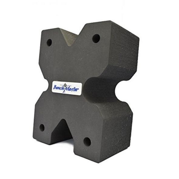 Benchmaster Weapon Rack X-Block -Gun Rest - Bench Shooting