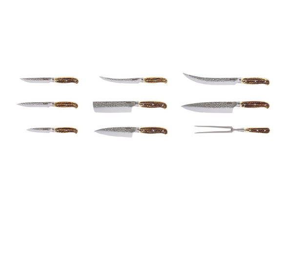 Smith Smiths Cabin and Lodge Cutlery 15-PCS Block Set