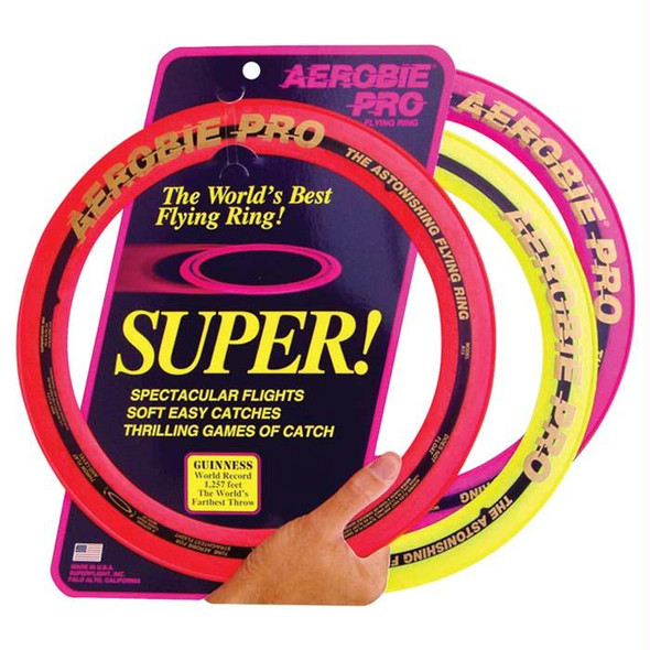 "AEROBIE SPRINT RING 10"""