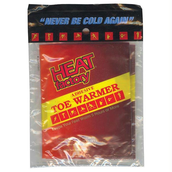 ADHESIVE TOE WARMER BOX 40 PR