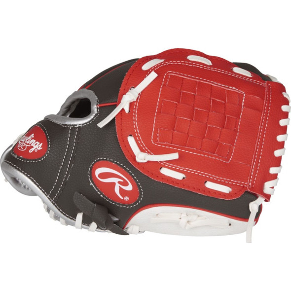 Rawlings Players 10 In Youth Baseball Glove LH Throw