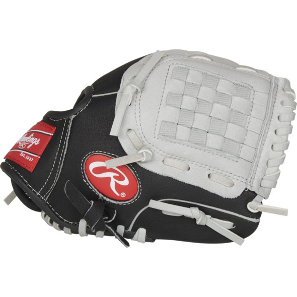 Rawlings 9.5 In Sure Catch Youth IF-Pitchers Glove RH Throw