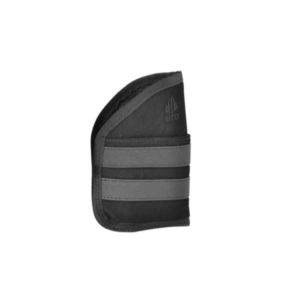 Leapers UTG 3.9in Ambidextrous Pocket Holster-Black