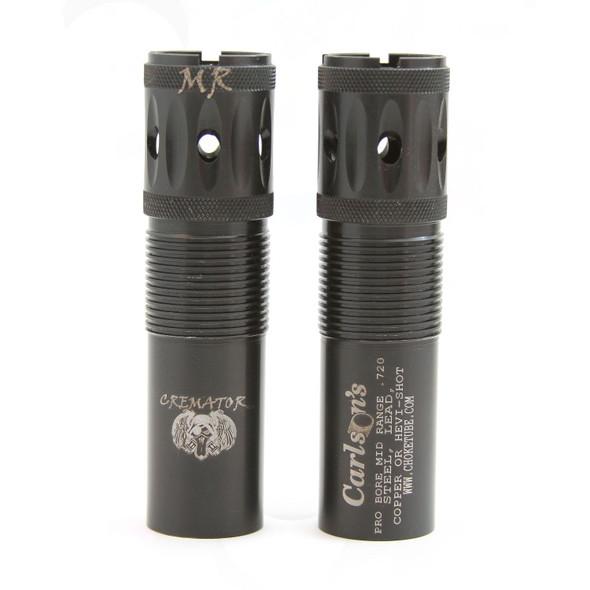 Carlson 12ga Cremator Ported Remington Pro Bore Mid Range
