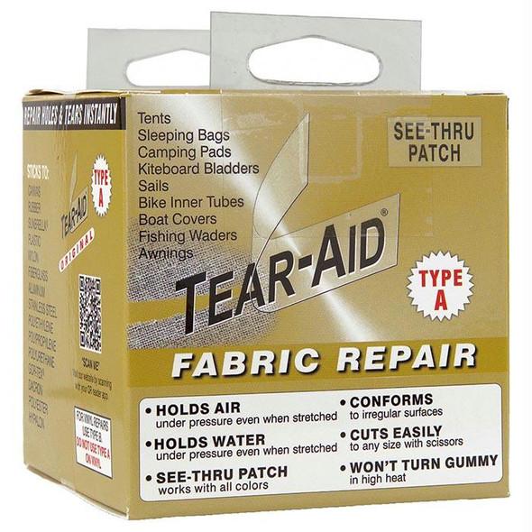 TEAR-AID TYPE B VINYL ROLL 5'