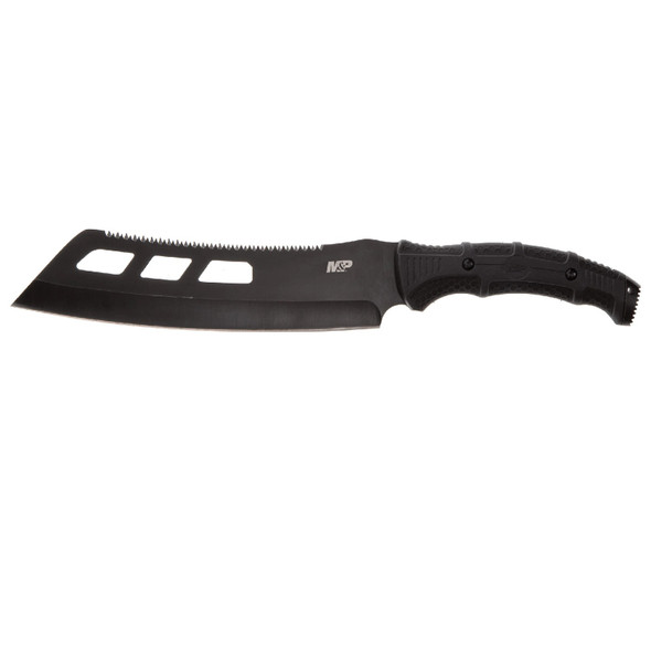 M and P Extraction and Evasion Cleaver 10 in Blade