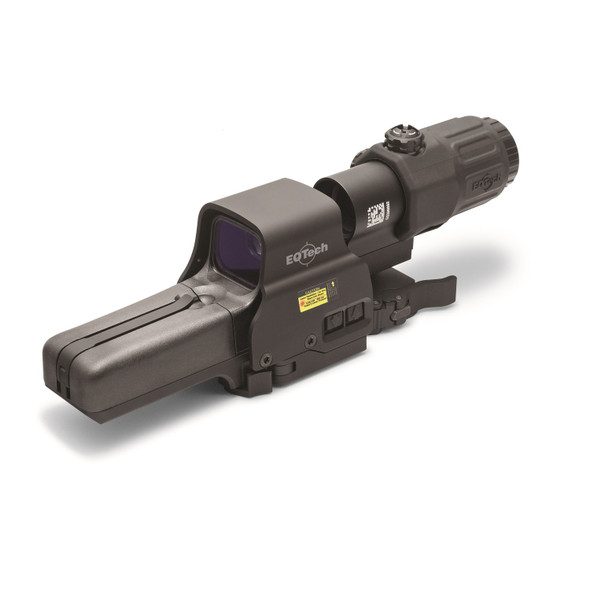 EOTECH HHS III Holographic Weapon Sight with Magnifier