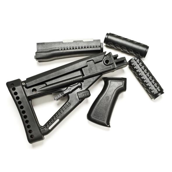ProMag Archangel Op AK-47 AKM Buttstck Forend PistolGrip Set