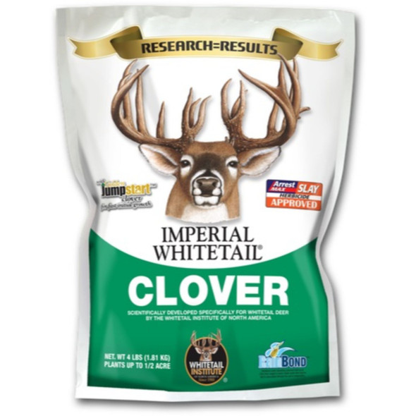 Whitetail Institute Imperial Whitetail Clover- 2 lb