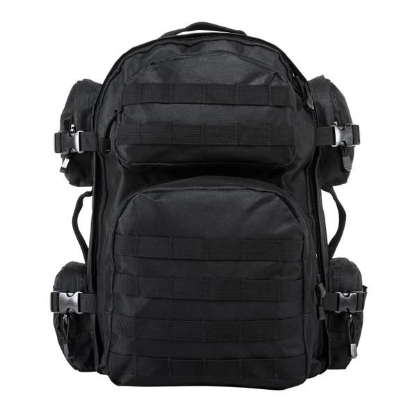 Vism Tactical Backpack-Black