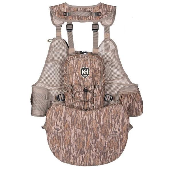 Knight and Hale Run N Gun 200 Turkey Vest-MO Bottomland