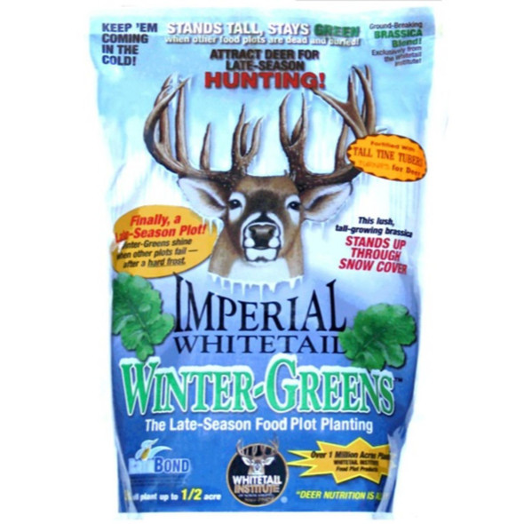 Whitetail Institute Whitetail Imperial Wintergreens