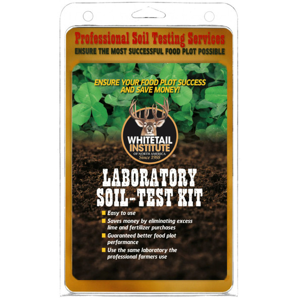 Whitetail Institute Soil Test Kit