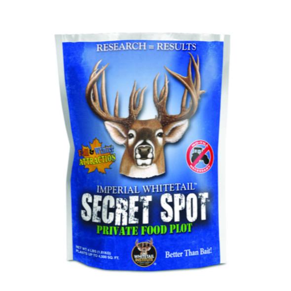 Whitetail Institute Imperial Whitetail Secret Spot-4 lb