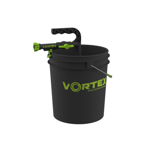 HME Game Washer with Bucket