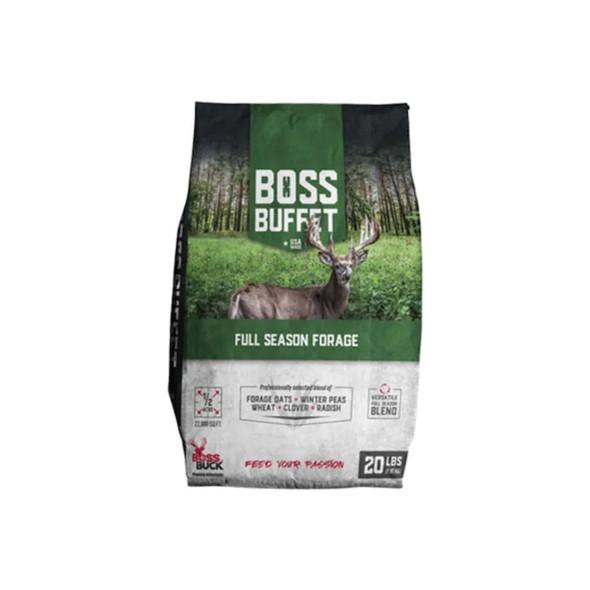 Boss Buck Boss Buffet Full Season Forage 20lb